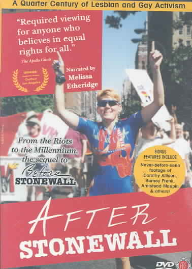 AFTER STONEWALL BY ALLISON,DOROTHY (DVD)
